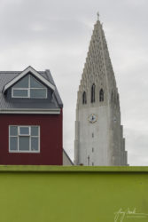Reykjavík Hallgrímskirkja (Church) (2019)