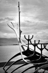 Viking Ship Sculpture (Reykjavík 2019)