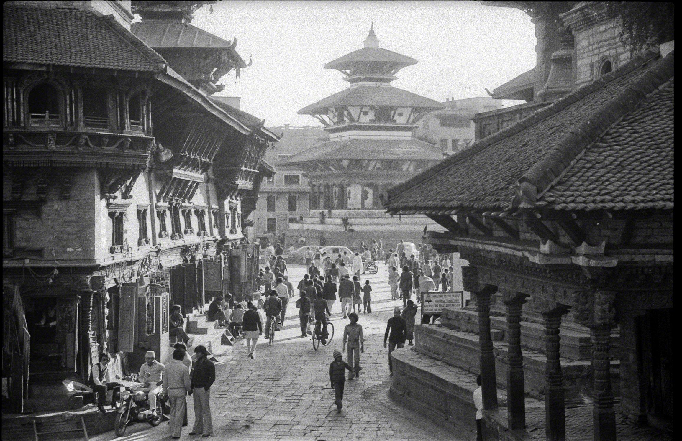 Kathmandu Cafe Paris